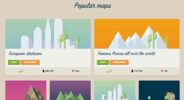 mapas populares