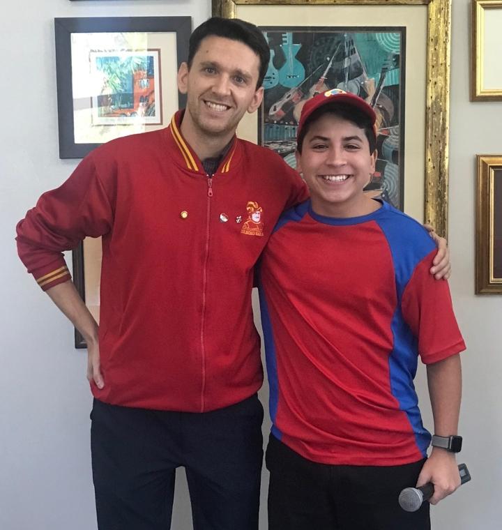 Fernando Plans y Eduardo Soltero